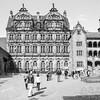 Friedrichsbau, Heidelberg Castle, Heidelberg, Germany