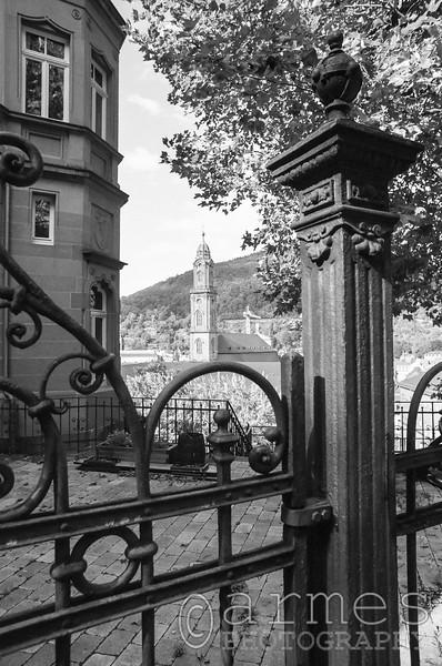 Neue Schloßstraße, Heidelberg, Germany
