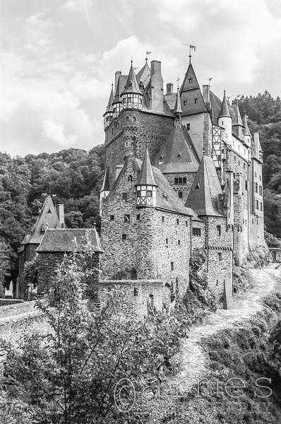 Burg Eltz, Wierschem, Rhineland-Palatinate, Germany