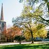 Christ Episcopal Church, E Edenton St., Raleigh, North Carolina