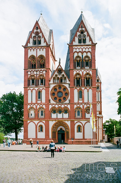 Limburger Dom, Limburg, Hesse, Germany