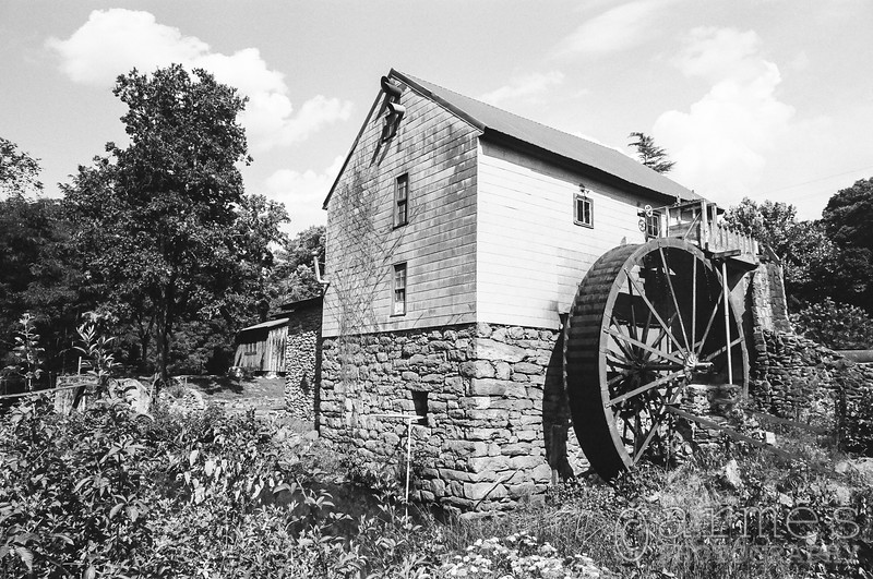 Old Mill of Guilford, Oak Ridge, North Carolina