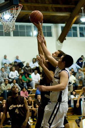 Notre Dame JV Basketball 2008