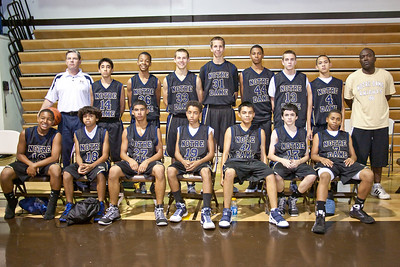 Summer ND Freshman Basketball Team-5865