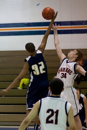 ND Basketball JV Chaminade 2
