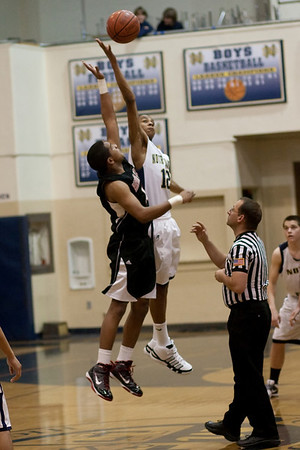 ND Basketball JV Harvard Westlake 2
