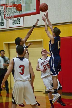 ND Basketball JV Harvard Westlake