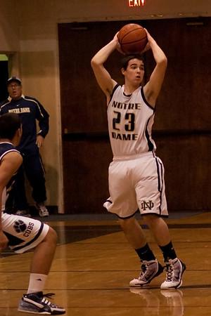 ND Basketball JV Loyola2