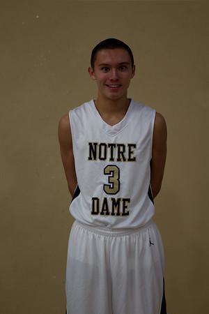 ND Basketball Media Guide 2011