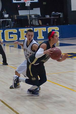 ND Basketball Midnight Madness 2011