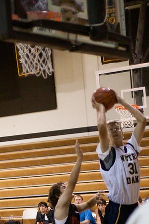 ND Freshman Basketball Summer 2009