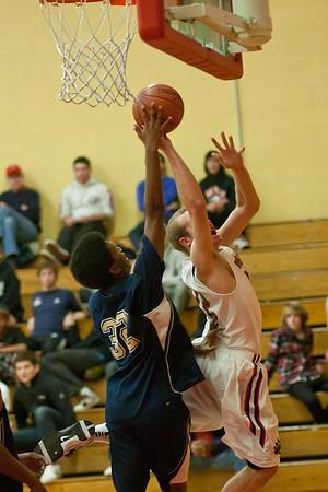 ND Basketball Varsity Harvard Westlake