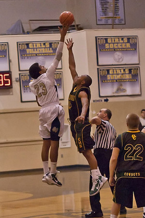 ND Basketball Varsity Canyon 2010