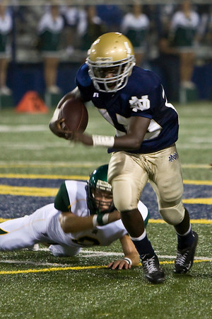 Notre Dame Football 2008