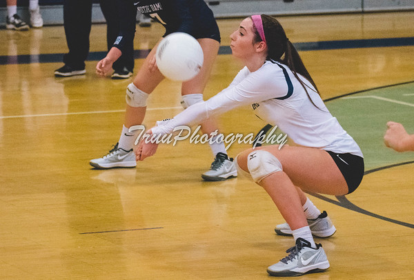 Notre Dame HS Volleyball vs Rancocas Valley