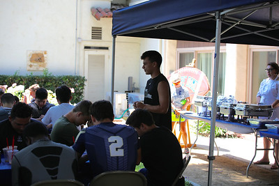 ND Camp Week - 8/4 - 8/6/16