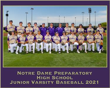 JV Baseball 2021  VERSION 2 8x10 copy