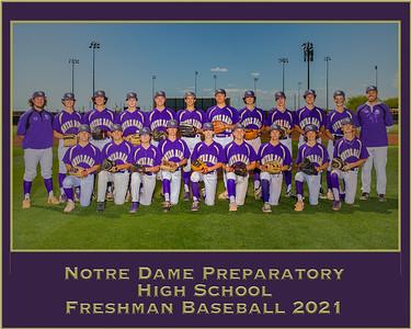 Freshman Baseball 2021 VERSION 1 8x10 copy