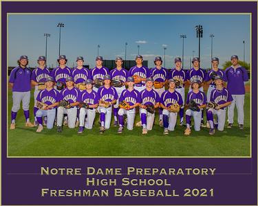 Freshman Baseball 2021 VERSION 2 8x10 copy