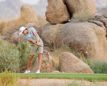 Golf at TroonN-2990