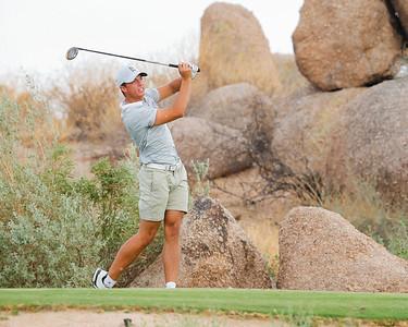Golf at TroonN-2598