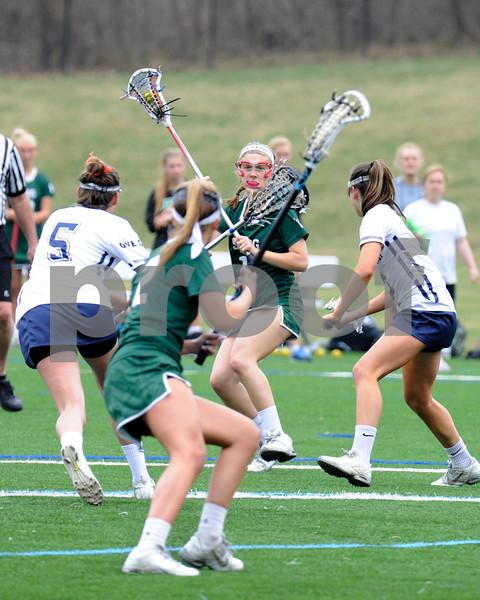 Notre Dame Prep Lacrosse Challenges Saint Pauls  April 2015