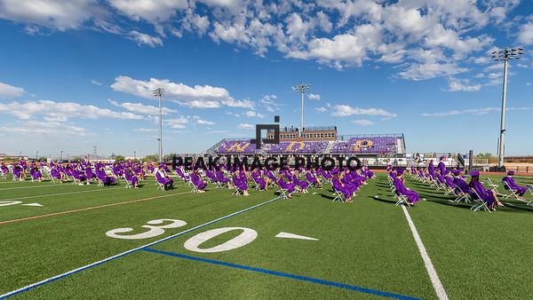 2020 Diploma Distribution/Graduation
