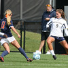 ND WSOC vs. Virginia; 2-1 loss (Virginia goal with 21 secs. remaining in regulation)