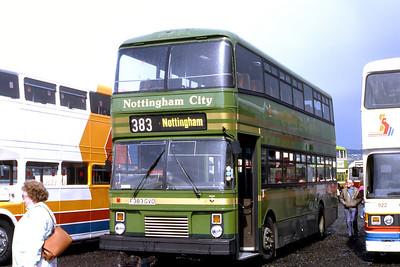 Nottingham 383 SVBM Whitburn Aug 92