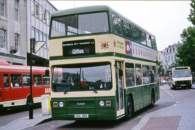 Nottingham 61 Beastmarket Hill Nottingham Jul 94