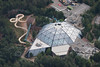 Centre Parcs aerial photo.