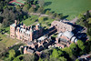 Aerial photo of Kelham Hall
