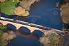 Kelham Bridge from the Air.