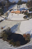 Norwood Hall aerial photo.