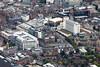 Aerial photo of Nottingham City Centre-272