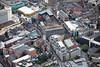 Aerial photo of Nottingham City Centre-289