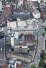 Aerial photo of Nottingham City Centre-281