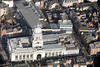 The Council House in Old Market Square, seen from the air.