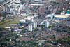 Aerial photo of Sneinton.