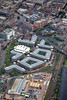 Aerial photo of HMRC headquarters in Nottingham.