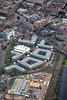 Aerial photo of HMRC headquarters in Nottingham.
