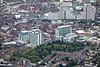 Aerial photo of St Ann's.