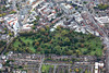 Aerial photo of Nottingham City Centre-287
