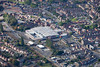 Aerial photo of Bulwell.