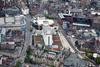 Aerial photo of Nottingham City Centre-282