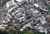 Aerial photo of Nottingham City Centre-288