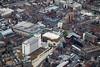Aerial photo of Nottingham City Centre-286