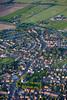 Aerial photo of Balderton.
