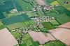 Aerial photo of Bathley.