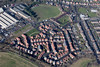 Aerial photos of Bestwood Village.